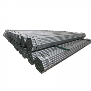 galvanized steel pipe supplier